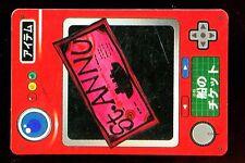 POKEMON JAPANESE BANDAI POCKET MONSTERS POKEDEX N°  TRAINER (2) ST ANNU