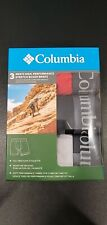 COLUMBIA Sportswear High-Performance Boxer Briefs - 3-Pack Men's Size Large