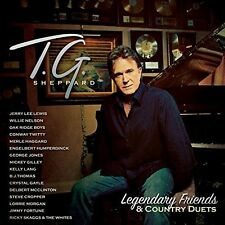 T.G. Sheppard - T.G. Sheppard & Friends [New CD]