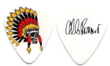 BELLADONNA Guitar Pick : Tour Al Romano signature anthrax skull