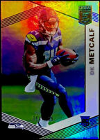 🔥 2019 Panini Donruss Elite DK Metcalf RC #104 Rookie /699 Seattle Seahawks