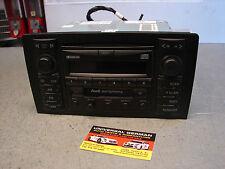 AUDI A8 00 01 02 03 RADIO CD CASSET PLAYER  4D0035195A
