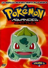 POKEMON ADVANCED BATTLE SAISON 8, VOL.13 /*/ DVD DESSIN ANIME NEUF/CELLO
