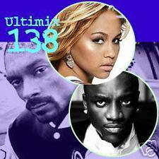 Ultimix 138 CD DJ Remixes Snoop Janet Michael Jackson