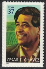 Scott 3781- Cesar Chavez, Labor Organizer- MNH (S/A) 37c 2003- unused mint stamp