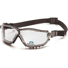 Pyramex V2G Bifocal Safety Goggle Glasses with 2.5 Clear Anti-fog Lens