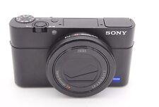 Sony Cyber-shot DSC-RX100 III 20.1MP DIGITAL CAMERA W/ ACCESSORIES