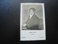 FRANCE  - carte postale 26-27/6/1948 (goya) (cy65) french