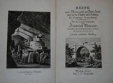 Meisner – Kleine Reisen durch die Schweiz – 4 Bde. - 1825-37 - Illustriert