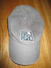 2011 US Open TENNIS (One Size) BEIGE Cap Novak Djokovic Samantha Stosur