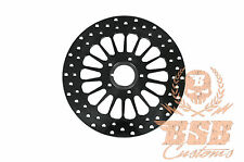 "ADN Fat spoke Disques de frein 11,5"" avant Harley Dyna wideglide (DBO customs)"