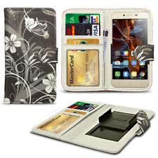 Fundas y carcasas Para BQ Aquaris E5 color principal negro para teléfonos móviles y PDAs