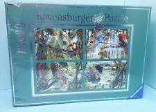 Factory Sealed Ravensburger 18000 Piece Tropical Impressions 2005 Puzzle
