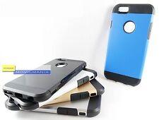 Funda ARMOR para IPHONE 5 5S SE 6 6S - Carcasa protectora de alta calidad tpu+pc
