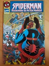 Spiderman Recuerdos de Peter Parker.Marvel Forum