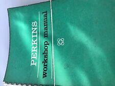 4-Perkins Workshop Manuals 4.270, 3.152, P3, P3-144