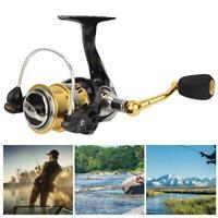DEUKIO Spinning Heavy Duty 6.7:1 High Speed Casting Spinning Fishing Reel HOT