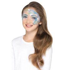 Kids MITICO Make Up Kit Aqua SIRENA Colori Per Il Viso Trucco Per Bambini Costume