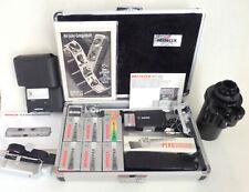 MINOX TLX Kleinstbildkamera 8x11mm, neuwertig, viel Original-Zubehör