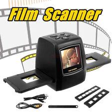 35mm SD Card LCD Film scan Photo Scanner Negative Film Slide Viewer monochrome