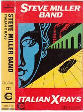 STEVE MILLER BAND  Italian X Rays - 13 Track Cassette