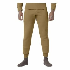 Rothco 3891 ECWCS Poly Bottoms - AR 670-1 Coyote Brown