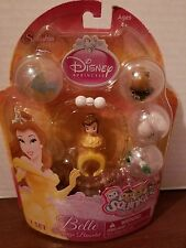 Squinkies Disney Princess Belle Surprize Bracelet Bubble Pk Girls 4yrs+ New 2010