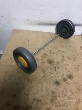 OEM Silver Rear Wheels Assembly DY-90419308 Dyson DC07 Vacuum Cleaner 100% Work