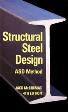 Structural Steel Design ASD Method by Jack C. McCormac (1997, Hardcover,...