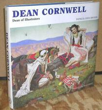 DEAN CORNWELL: Dean of Illustrators, Patricia Janis Broder, HC (2000)