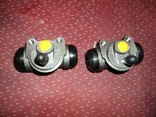 1969 83 Renault 12 15 16 17 Dacia Rear Brake Wheel Cylinder pair Right Left