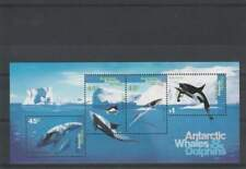 Australian Antarctic Ter. postfris 1995 MNH Block 1 - Whale (S1845)