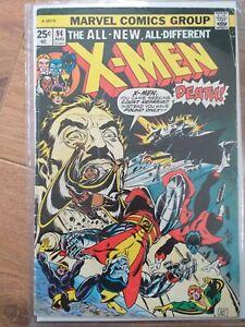 Uncanny X men no 94