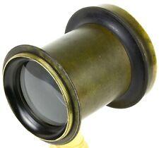Euryscop 4 IV №2 Voigtlander & Sohn Braunschweig Brass Lens