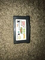 3 IN 1 Candyland, Chutes & Ladders, & Memory Nintendo Gameboy Advance GBA Tested