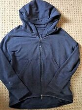 LULULEMON Hold Your Om Hoodie Jacket Dark Gray size 4 Yoga Gym  Run
