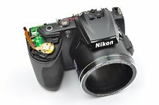 Nikon L120 Front Cover Battery Box Flash Shutter Flex Replacement Repair Part