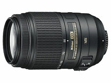 Nikon AF-S DX NIKKOR 55-300mm f/4.5-5.6G ED Vibration Reduction Zoom Lens - New