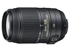 Nikon AF-S DX NIKKOR 55-300mm f/4.5-5.6G ED VR Lens -Retail Packing PX