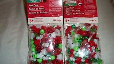 Kids Jewelry Kit Beads Bracelet Necklace Diy Crafts by Creatology Lot of 2 Packs