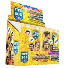 BOX DISPLAY Panini Adrenalyn XL FIFA 365 2018 50 Booster