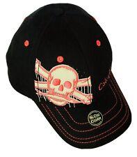 CALCUTTA APPAREL GLOW-IN-THE-DARK BALLCAP, Black/Hot pink by Bass Pro Shops