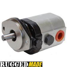 28 GPM Hydraulic Log Splitter Pump 2 Stage Gear Wood Splitter Pump 3000 PSI NEW