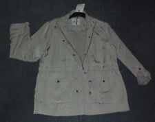 Dry-clean Only Solid 100% Cotton Coats & Jackets for Women