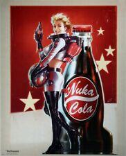 Fallout 4 Poster NUKA COLA 40x50cm