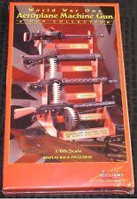 Williams Brothers WWI Aeroplane Machine Gun Collection Model Kit 1:6 - 16504