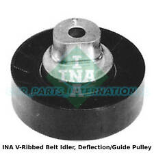 INA V-Ribbed Belt Idler, Deflection/Guide Pulley - 532 0418 10 - OE Quality