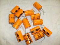 15 lot Big Caps Capacitors  2220uF 25V Nippon