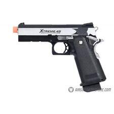 Tokyo Marui Hi-Capa Xtreme .45 Full Automatic Airsoft Gas Blowback Pistol BLACK