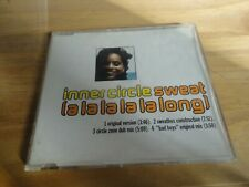 INNER CIRCLE - SWEAT (A LA LA LA LA LONG) - SINGLE CD